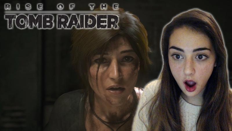 Снайпер спс. Солнышко love . Буду ждать следующий BIGGEST PLOT TWIST EVER?! - Rise of the Tomb Raider - Part 3