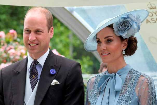 Принц Уильям и Кейт Миддлтон стали самыми влиятельными людьми Великобритании