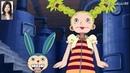 One Piece Seiyuu de Nami doblando a otros personajes