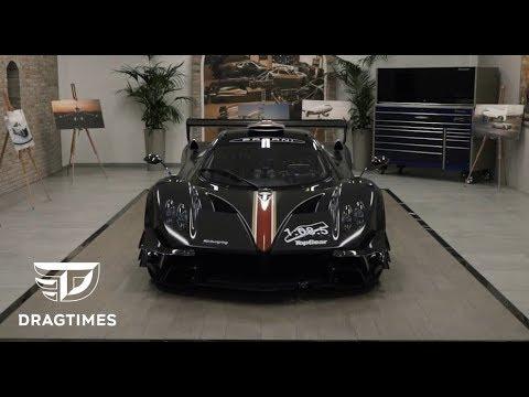 DT_SPECIAL. Pagani Automobili. Гиперкары за миллионы евро. Как их собирают