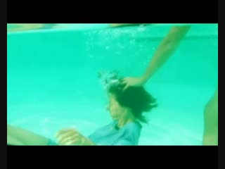 Last Sunset - drowning