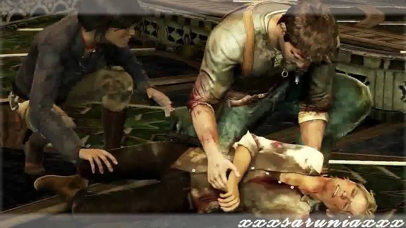 Uncharted: Nate and Elena Tribute