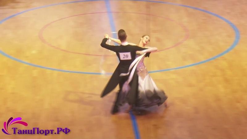 Artem Beginin - Diana Maltseva, 1-4 Final, Tango