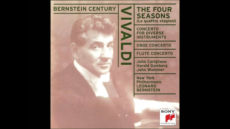 Vivaldi - The Four Seasons Concerto No. 3 in F major, op. 8 no. 3, RV 293, Autumn