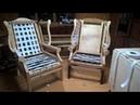 Кресло своими руками (каркас кресла часть 1) \ DIY frame armchair