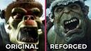 Warcraft 3 Original vs Reforged The Prophecy Intro Cinematic Comparison