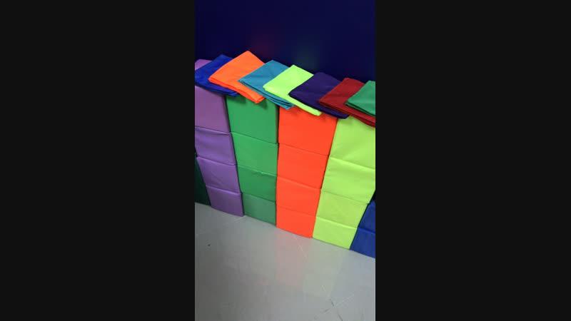 Поролоновые Кубики в чехлах