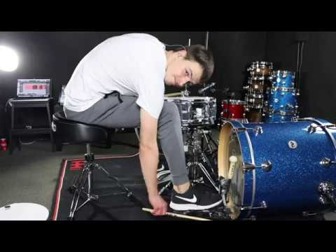 Kick Snare Hat Drum Solo!