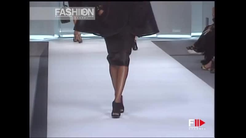 FENDI Fashion Show Spring Summer 2009 Milan - Fashion Channel
