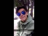 Snapchat Lionel Ferro en el espet