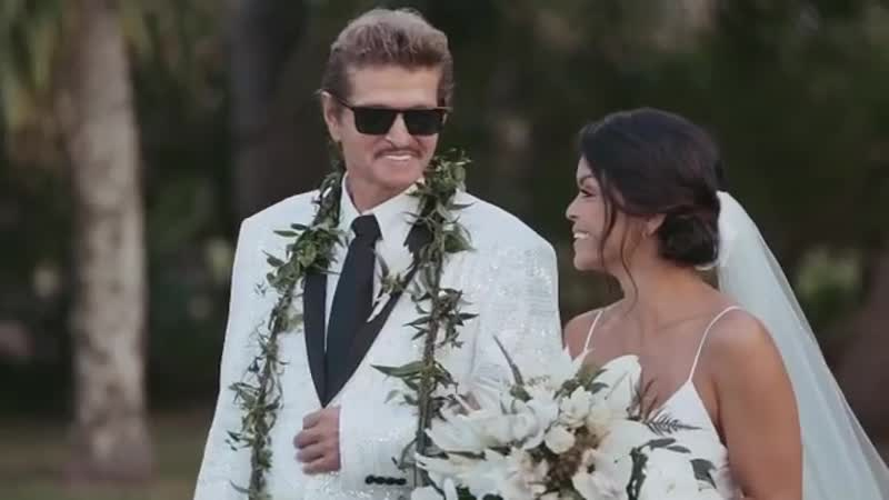 7 ноября 2018 Свадьба сестры Бруно Таити и Билли 2