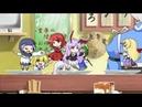 Touhou Dan Dan Dan All-Star Edition 【東方 Anime】