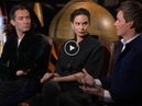 Jude, Eddie and Katherine talk darker Fantastic Beasts sequel