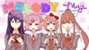 MELODY Doki Doki Literature Club [SPOILERS] | Animation Meme 「 Majii 」