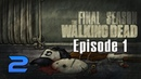 Cry Plays The Walking Dead The Final Season Ep1 P2