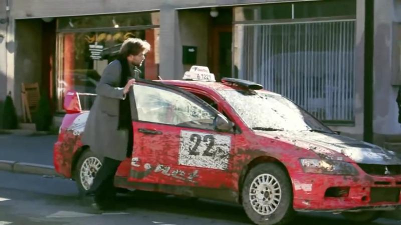 The Evo Taxi