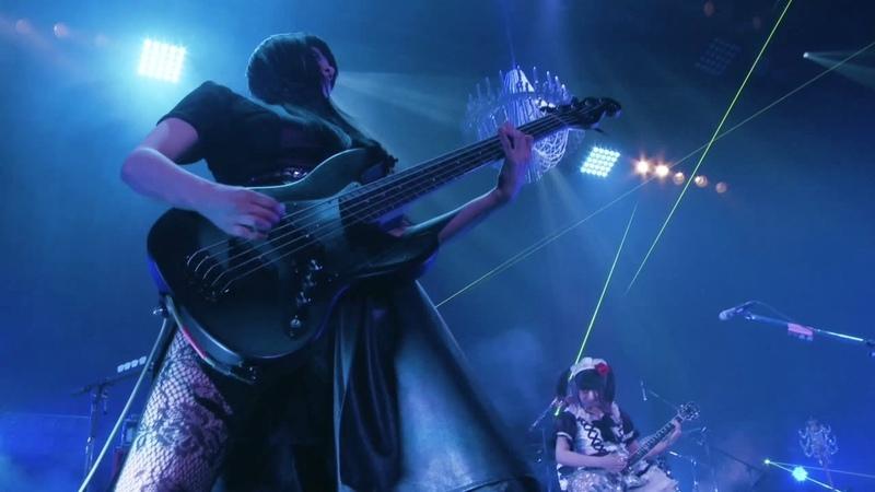 BAND-MAID - Misas Bass on Live at Zepp Tokyo