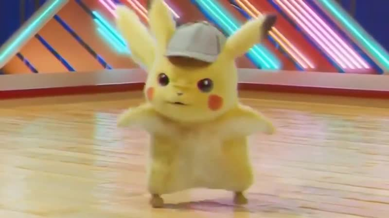 Pikachu dancing Whatever whatever whatever feat Kagamine Rin Kagamine Len Neru z5