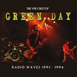 Green Day альбом Radio Waves 1991-1994: The Very Best Of Green Day