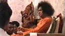 Sai Love 149 Swami playing cymbals