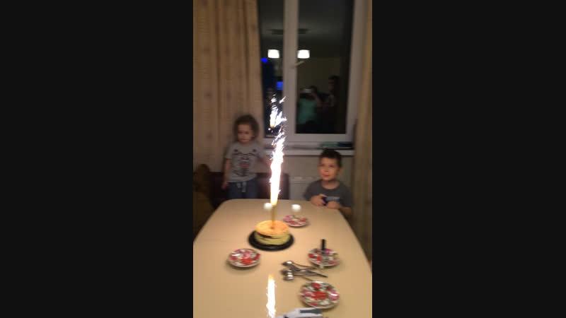 День Рождения Семика
