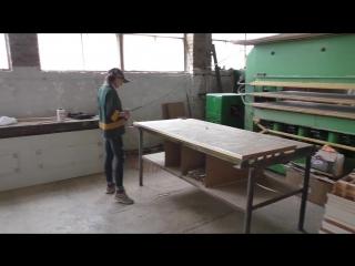 how to make a table top ; Как сделать столешницу