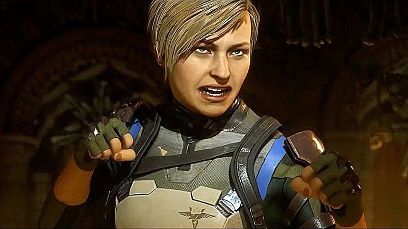 MORTAL KOMBAT 11 Story Mode All Cutscenes Cassie Cage Kitana Kung Lao And FINAL BOSS REVEAL
