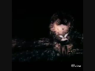 мудрые слова, смешное видео отрывок из мультфильма Ёжик в тумане