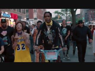 A$AP Rocky — «Tony Tone» [Fast Fresh Music]