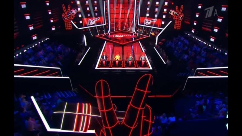 Вера Харченко Слепые Прослушивания Голос 60 1 сезон 2 Выпуск (Плюс) Смотреть 2018 шоу 5