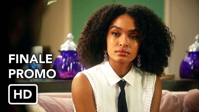 Grown ish 2x11 Promo Face the World HD Spring Finale