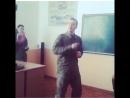 Уроки танца в армии.