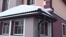 Был холодный дом из газобетона, утеплили пенопластом и он стал тёплый и красивым!