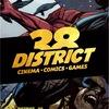 District38: комиксы, настольные игры в Иркутске