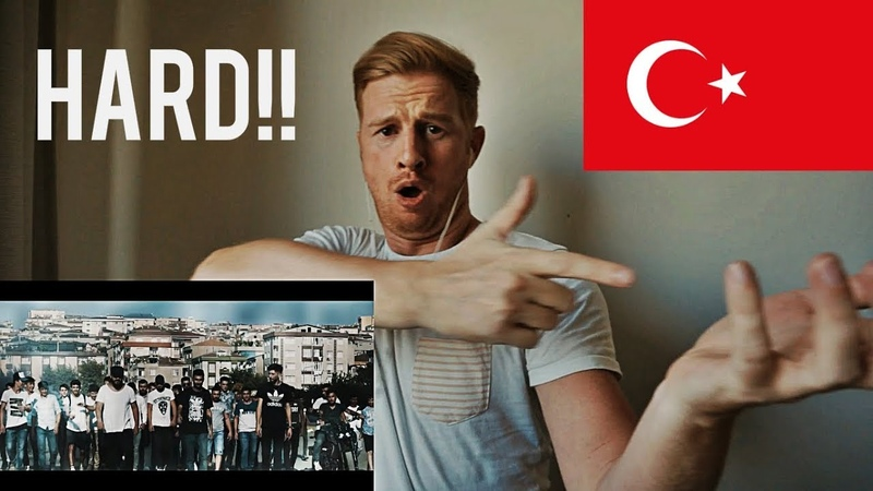 (HARD!!) Velet - Uyan Feat. Canbay Wolker (Official Video) TURKISH RAP REACTION