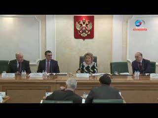 Матвиенко рофлит с мемов про законы о фейковых новостях и оскорблении власти