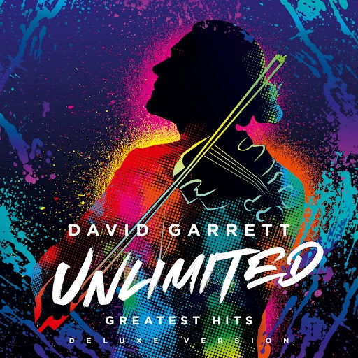 David Garrett альбом Unlimited - Greatest Hits (Deluxe Version)