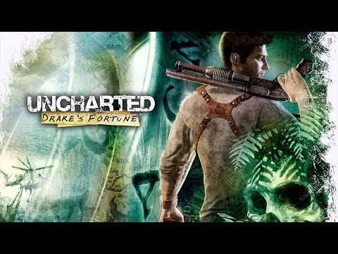 Стрим прохождение Uncharted: Судьба Дрейка(PS4) 3