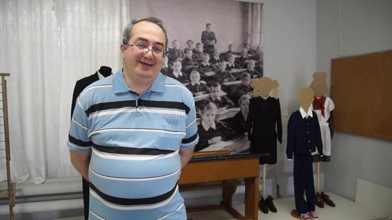 День знаний| Михаил Эстрин, вице-президент Ижевского клуба интеллектуальных игр «Что? Где? Когда?»