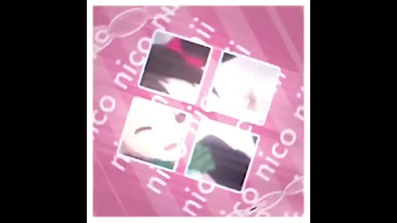 — Nico Honoka | Love Live! School Idol Project | vine