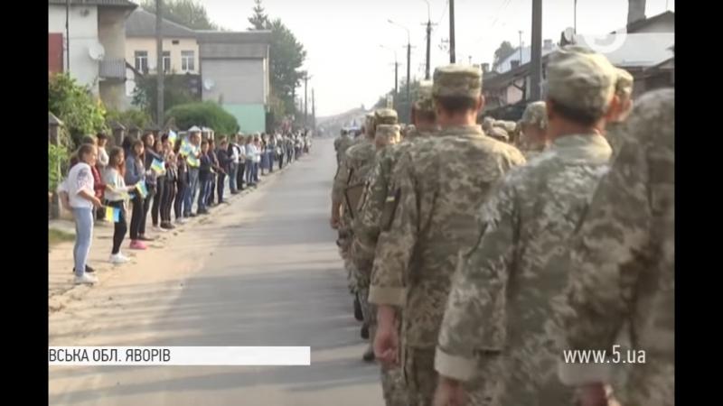 24 бригада ім. Короля Данила повернулася додому