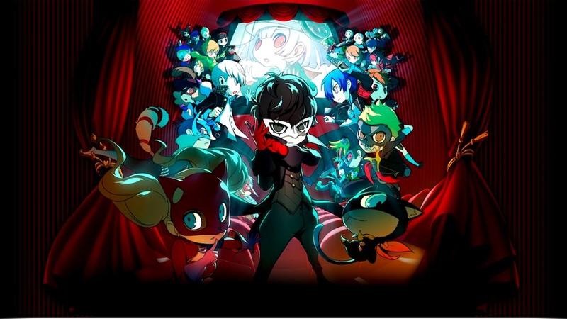 Persona Q2 OST - Cinematic Tale (Full Version)
