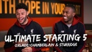 Is LeBron James the Thierry Henry of NBA Oxlade Chamberlain Sturridge Ultimate Starting 5