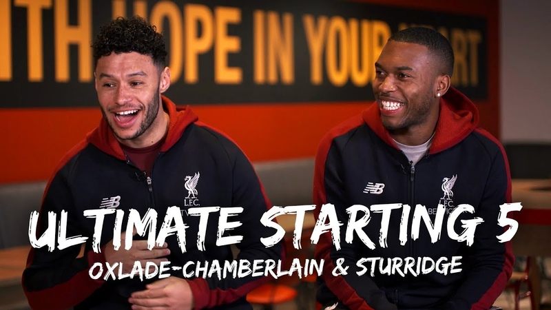 Is LeBron James the Thierry Henry of NBA | Oxlade-Chamberlain Sturridge | Ultimate Starting 5