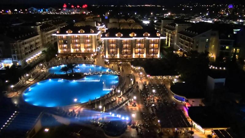 Sentido Turan Prince Hotel Side