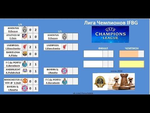 BarsTV. BAYERN fc I.Rosoha - F C do PORTO A.Borodavin. 13 Полуфинал ChampionsLeague IFBG