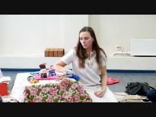 Славянские обережные куклы, инициации мужской и женской зрелости. 14.10.2018