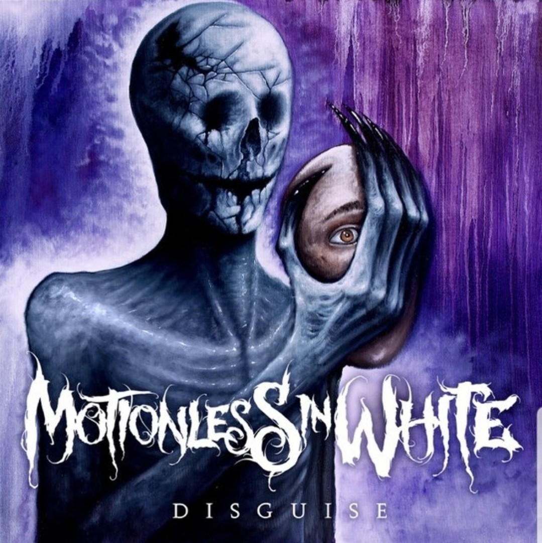Motionless In White - Disguise / Brand New Numb [singles] (2019)