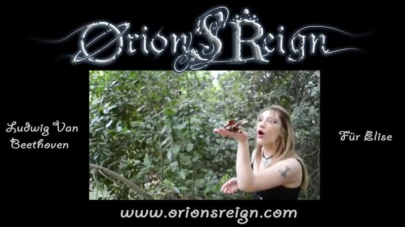Für Elise - Beethoven - HEAVY METAL VERSION by Orion's Reign (guitar - drums - piano - orchestra)
