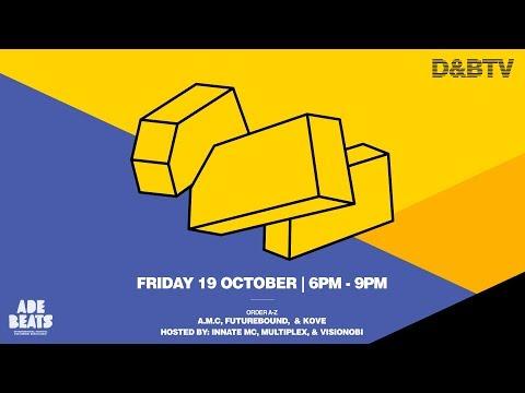 Futurebound, Kove A.M.C - Live At DBTV X ADE Beats (19-10-2018)